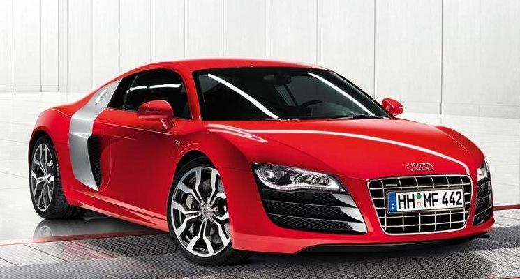 Audi R8 V10 2009