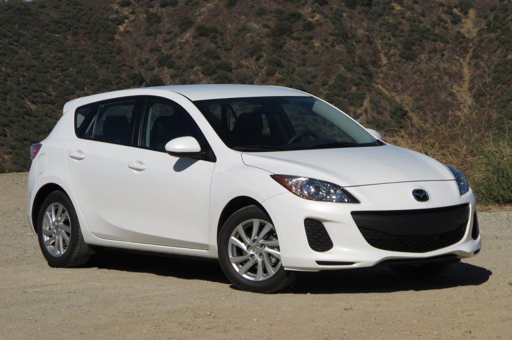 Тест драйв Mazda 3 Hatchback видео
