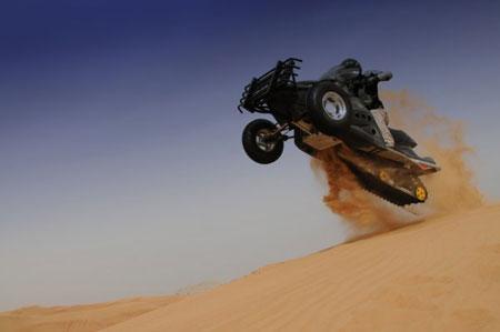 Platune Sand-X Bike