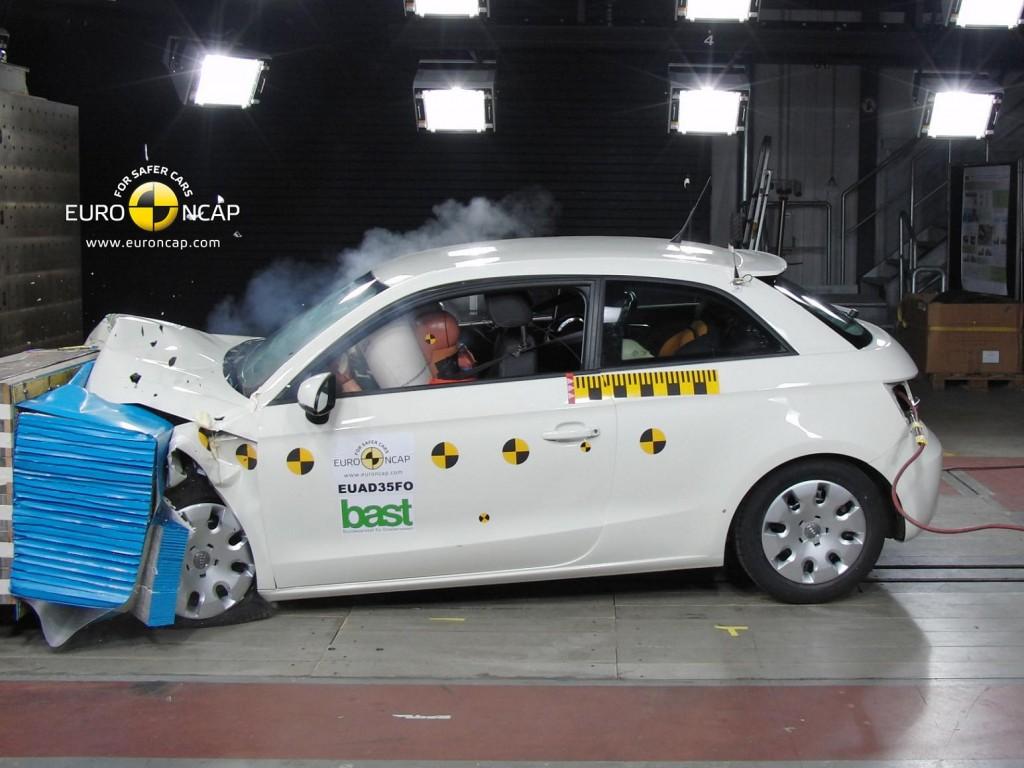 Самая безопасная машина в мире