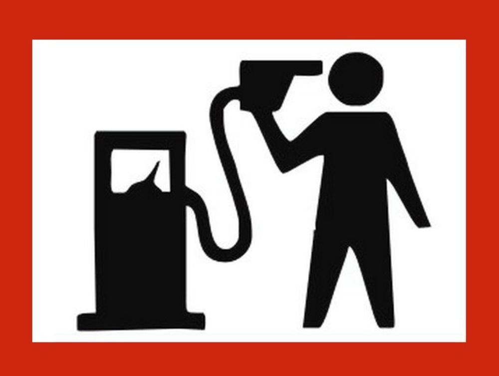 Почему машина ест много бензина