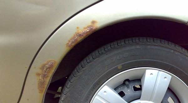 Коррозия автомобиля. Как избежать?