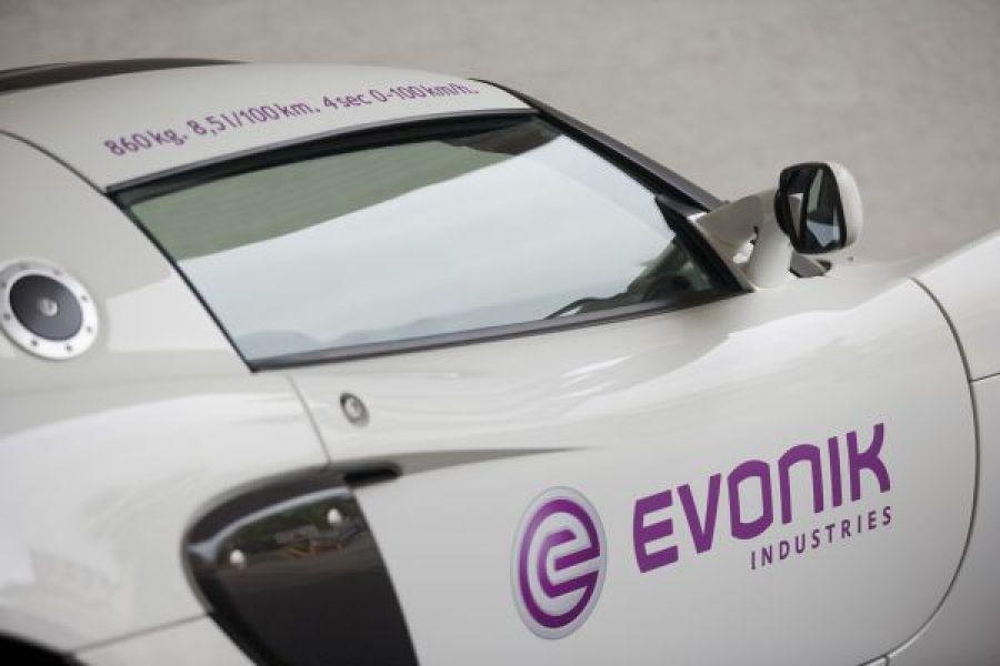 Электрокар Lotus Evonik Elise-E