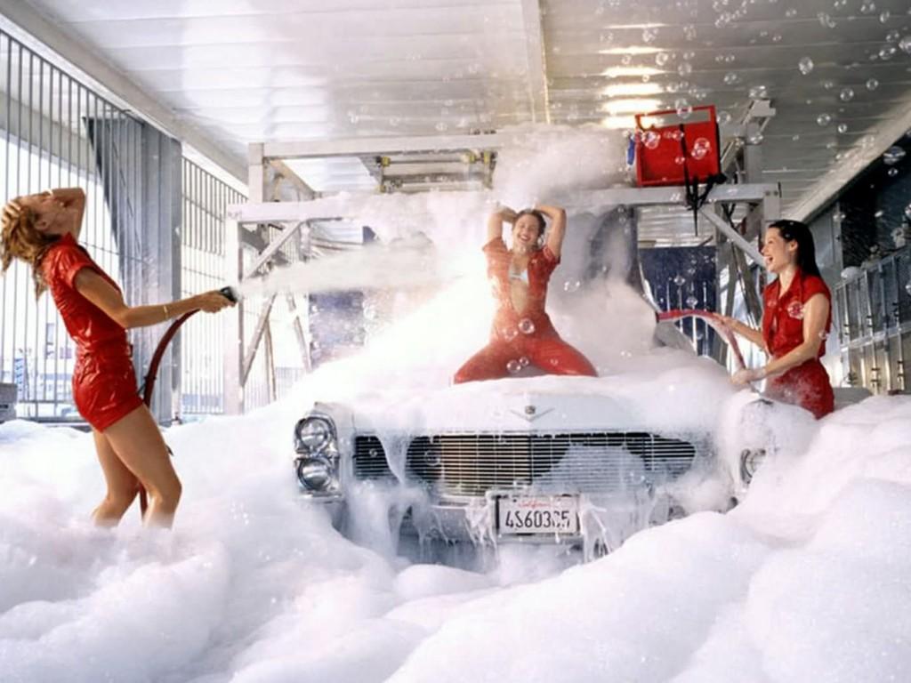 Как мыть машину
