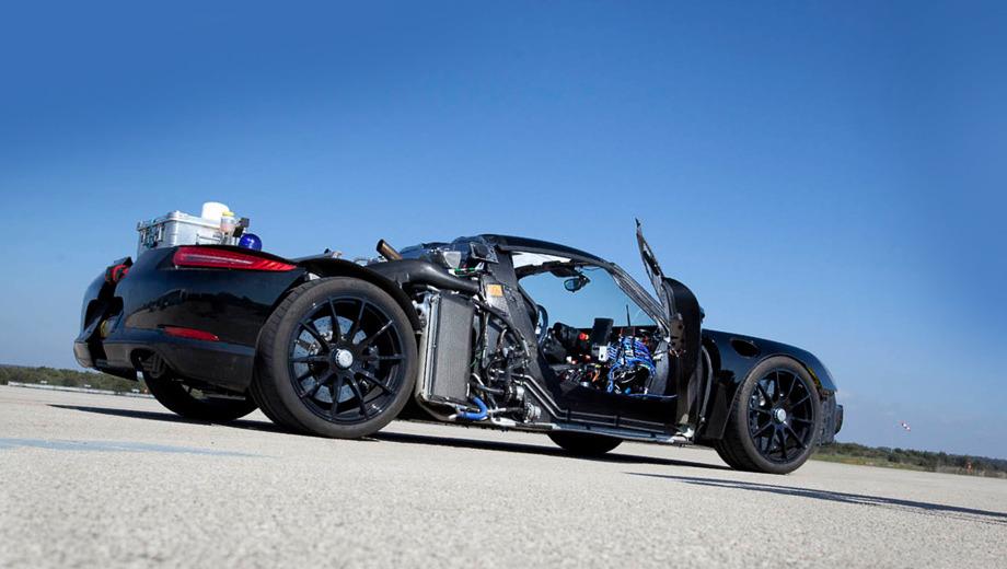 Porsche приобрела полигон Nardo