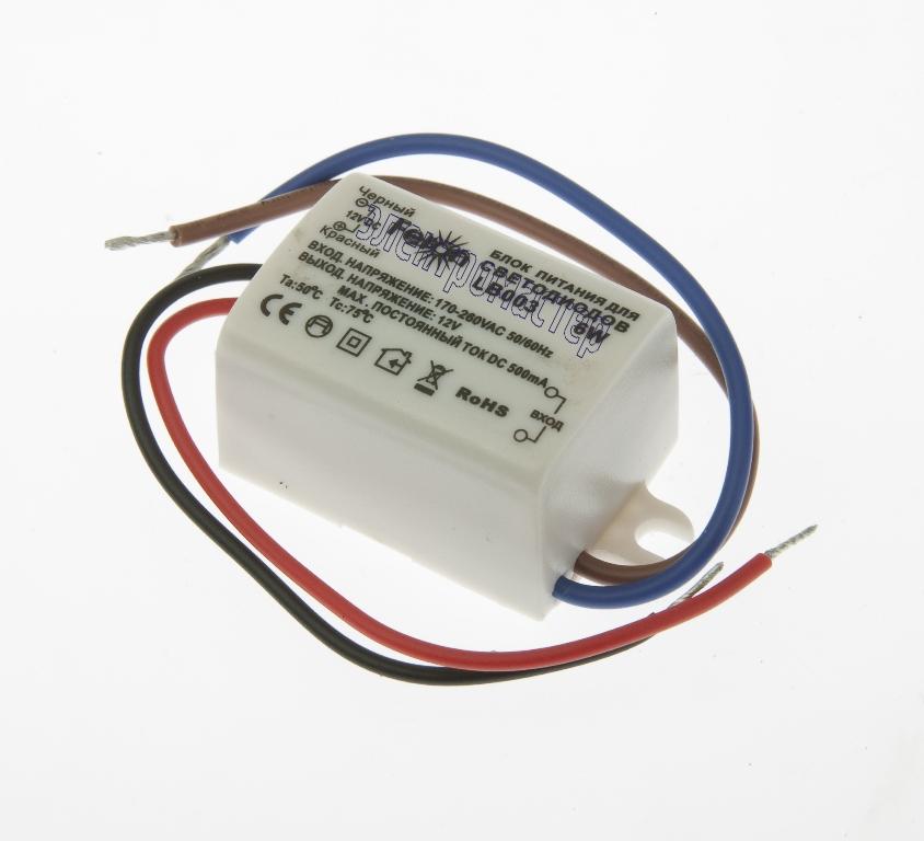 Трансформатор для светодиодной ленты своими руками