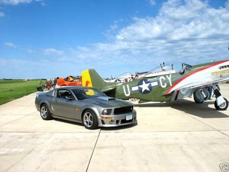 Roush P-51B Mustang
