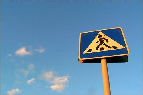 Что делать если сбил пешехода?