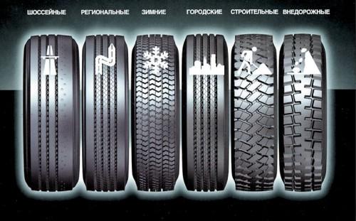Какие шины выбрать