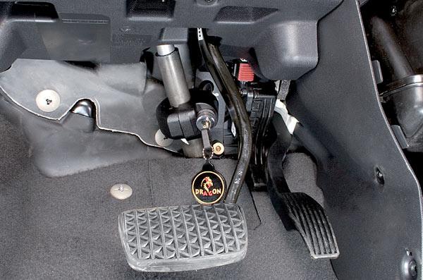 Противоугонные устройства для автомобиля своими руками